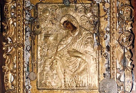 Παναγία η Νιαμονίτισσα της Χίου