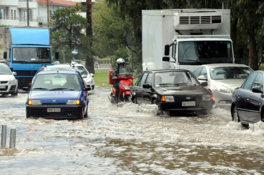 Έκτακτο δελτίο επιδείνωσης του καιρού: Έρχονται βροχές, καταιγίδες, χιόνια και βοριάδες έως 7 μποφόρ – Που θα `χτυπήσει` η κακοκαιρία