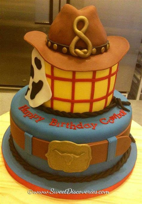 Cowboy Cake   Sweet Discoveries