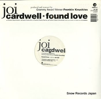 CARDWELL, JOI found love