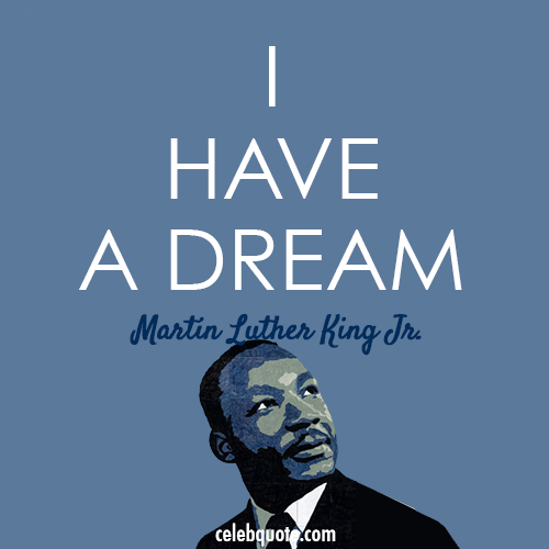 Martin Luther King Jr Quote About Hope Future Dreams Dream Cq