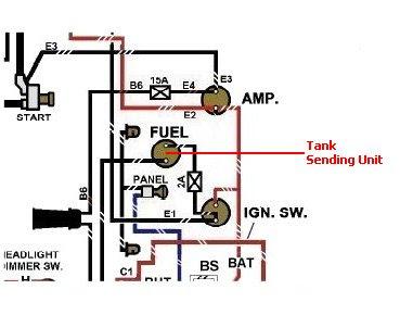 ford fuel gauge wiring - wiring diagram  cars-trucks24.blogspot.com