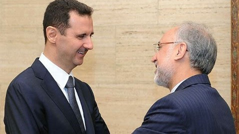 ht sana assad salehi kb 130507 wblog Live Updates: Syria Crisis