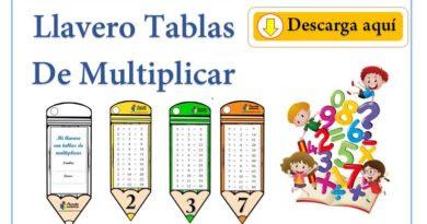 Ejercicios Para Practicar Las Tablas De Multiplicar Pdf Ayuda Docente