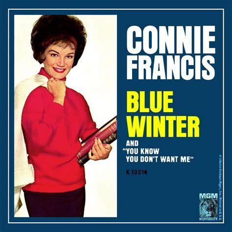 Connie Francis   Way Back Attack