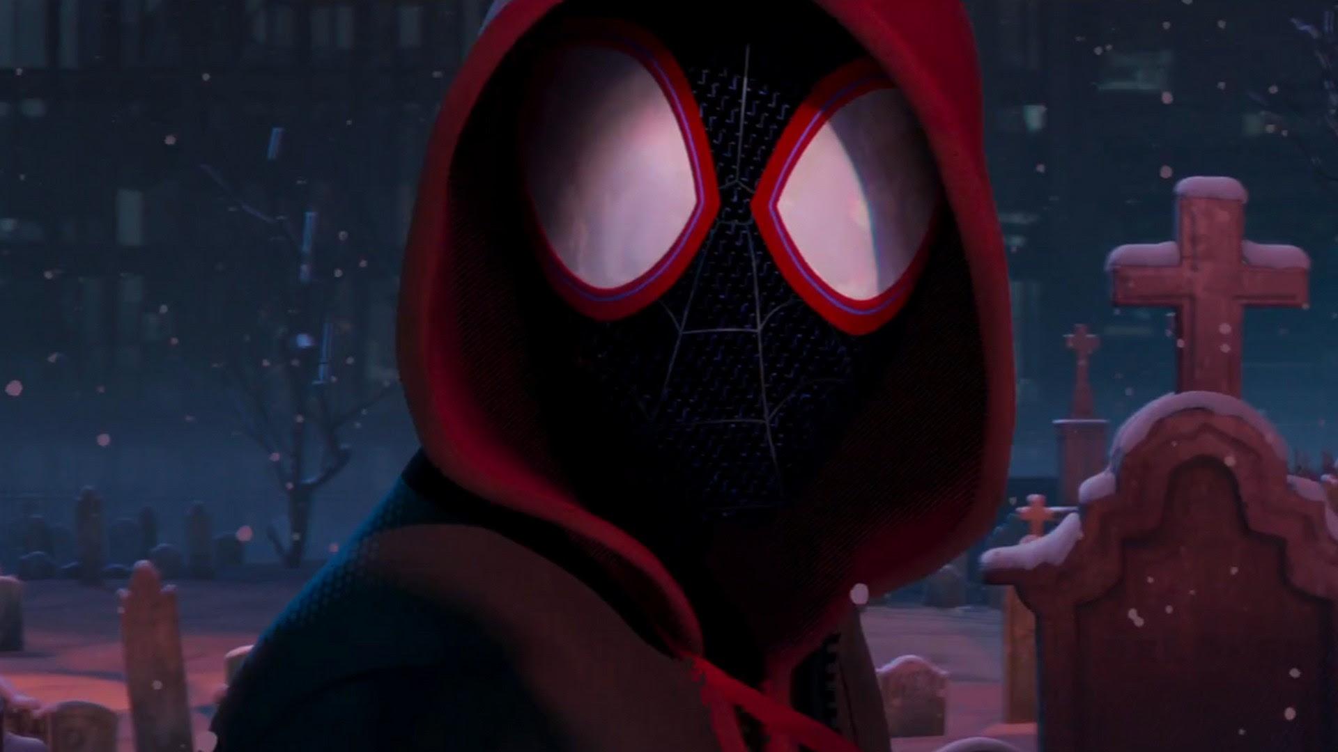 Spider Man Into The Spider Verse 2018 Full Movie Wallpaper 2019