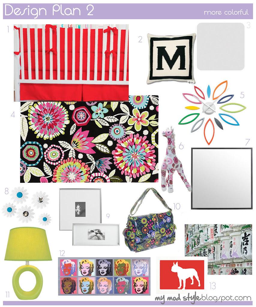 Merediths nursery design plan 2