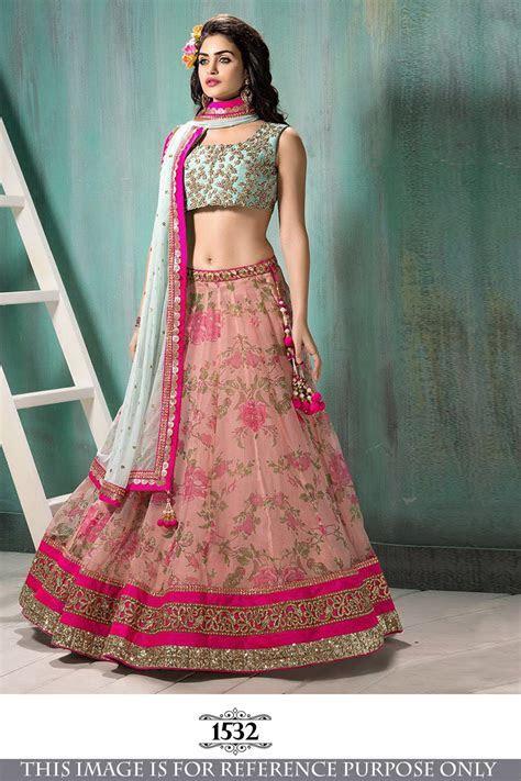 Designer Wedding Lehengas Available Online   Beauty and Blush
