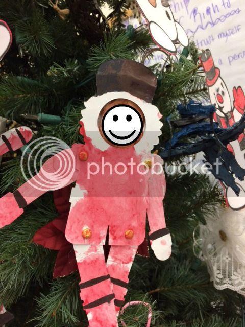 Nutcracker Photo Frame Christmas Ornament #OrientalTrading photo Nutcracker Christmas Craft 4 Kids.jpg