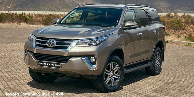 Toyota Fortuner Colours - Toyota Fortuner 2017-2018 ...