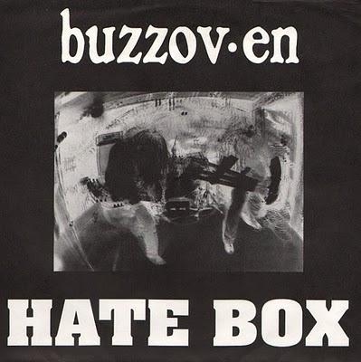 Buzzov*en - Hate Box Album Cover