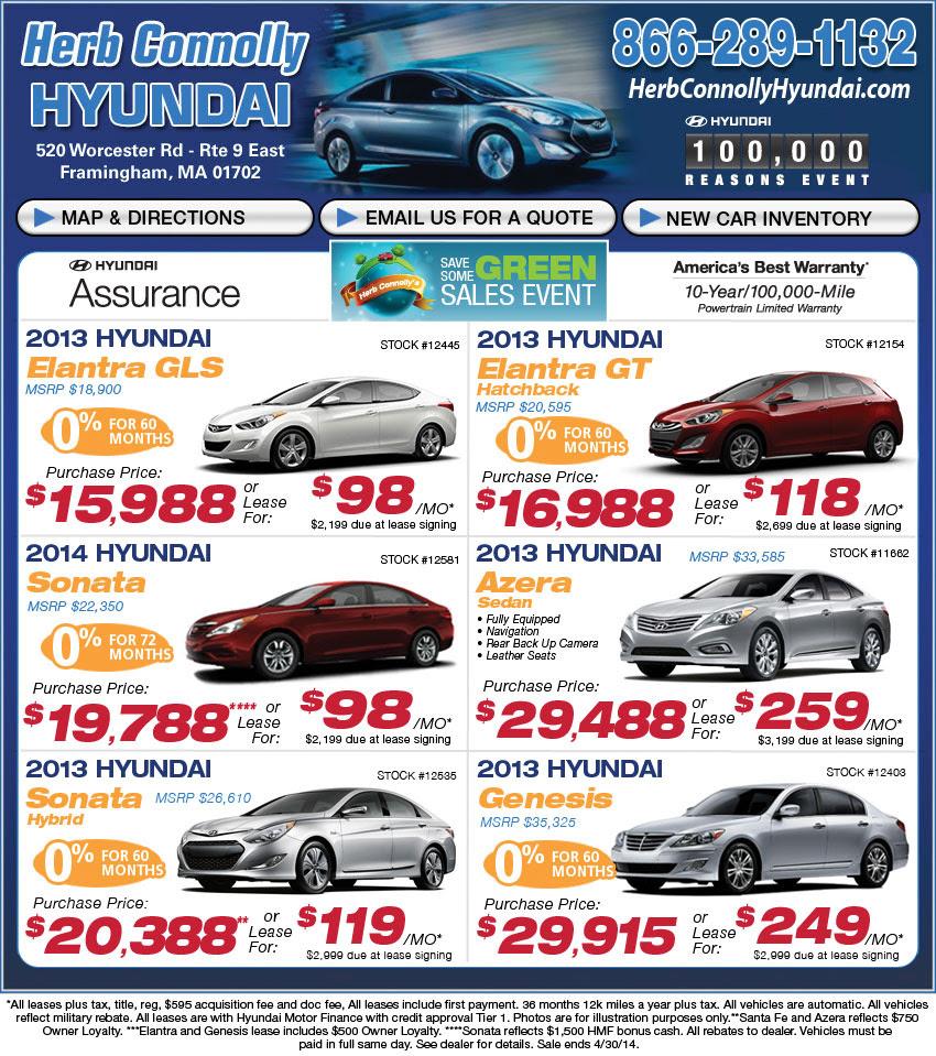 Connolly Hyundai Framingham