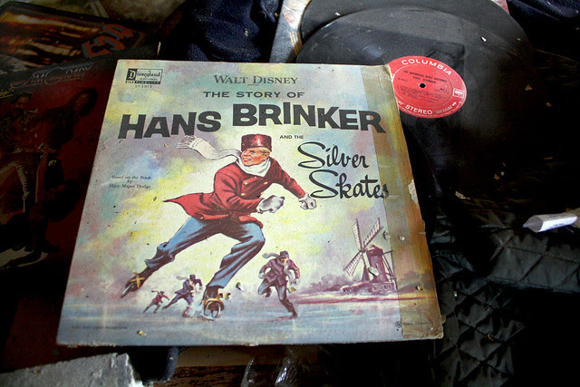 The Story of Hans Brinker and the Silver Skates