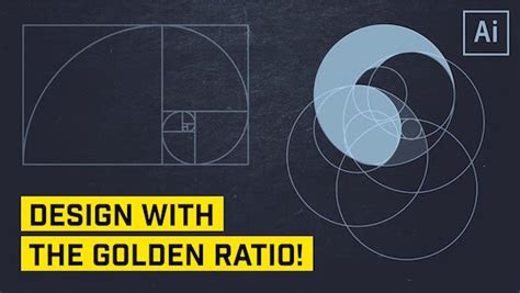 design golden ratio logos icons  adobe