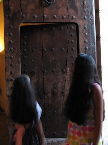 Granada Palace Door