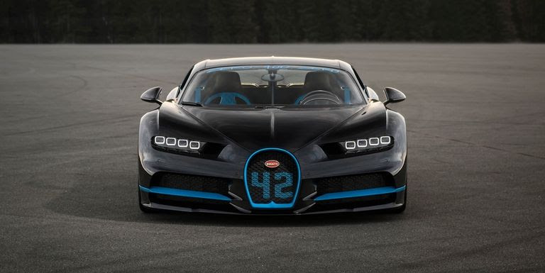 $3million Bugatti Chiron Hypercar Gets A Worldwide Recall Over Bad Seat Welds