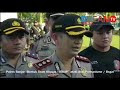 Kapolres Banjar AKBP Takdir Matanette SH SIK MH , Bentuk Team Khusus Anti Preman
