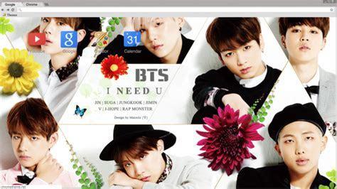 BTS Wallpaper Chrome Theme   ThemeBeta