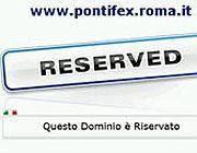 Il sito Pontifex