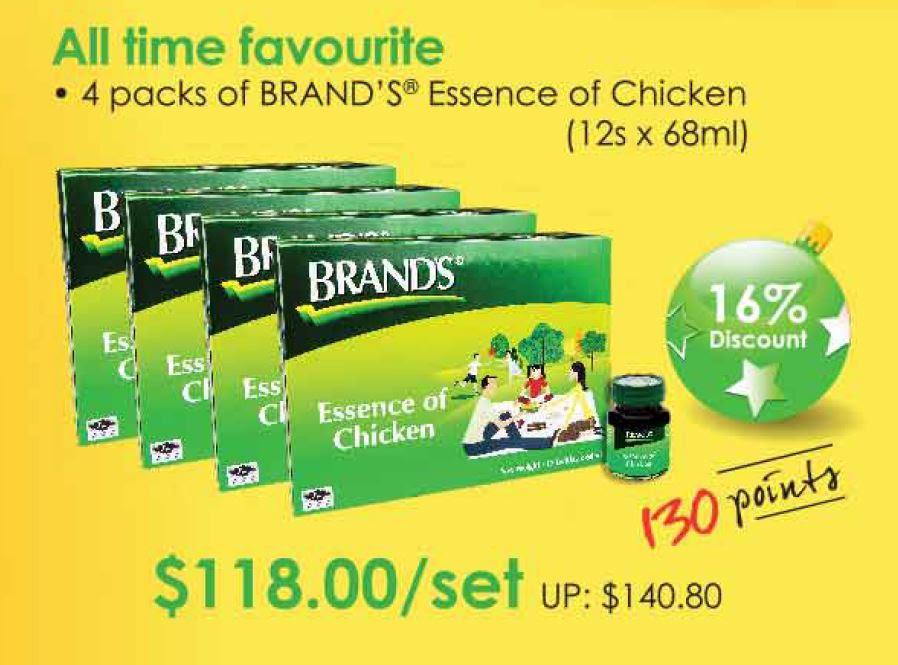 B=Brands Essence of Chicken