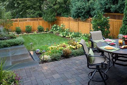 Small Backyard Designs   Landscape Pictures & Ideas