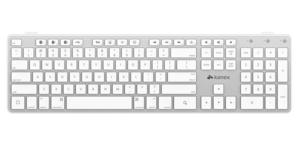 Layout do teclado Kanex Multi-Sincronização