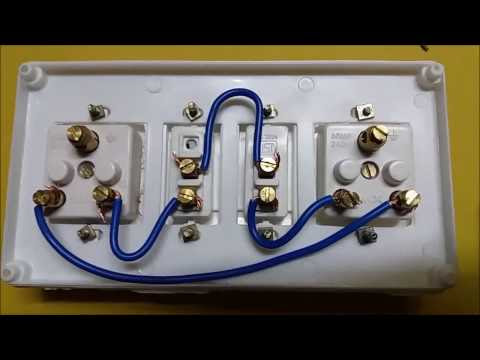 How To Make Electrical Extension Board | Electrical Engineering Innovative Project