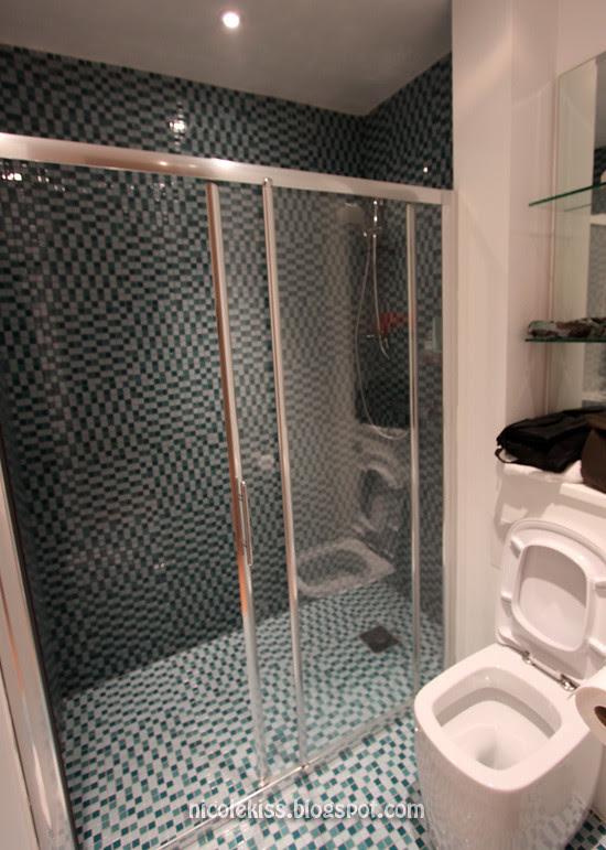 toilet in london apartment
