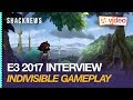Game Reviews E3 2017: Indivisible Gameplay Interview With Peter Bartholow
