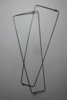 pant stretchers.....helped                   reduce ironing &     ; make the front pleat.
