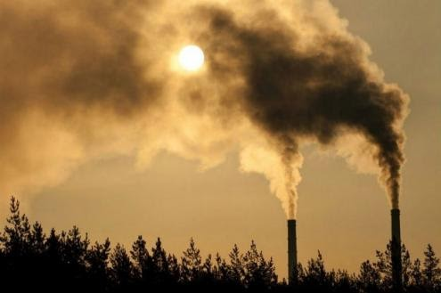 Emissão de CO2 é a maior desde a era dos dinossauros