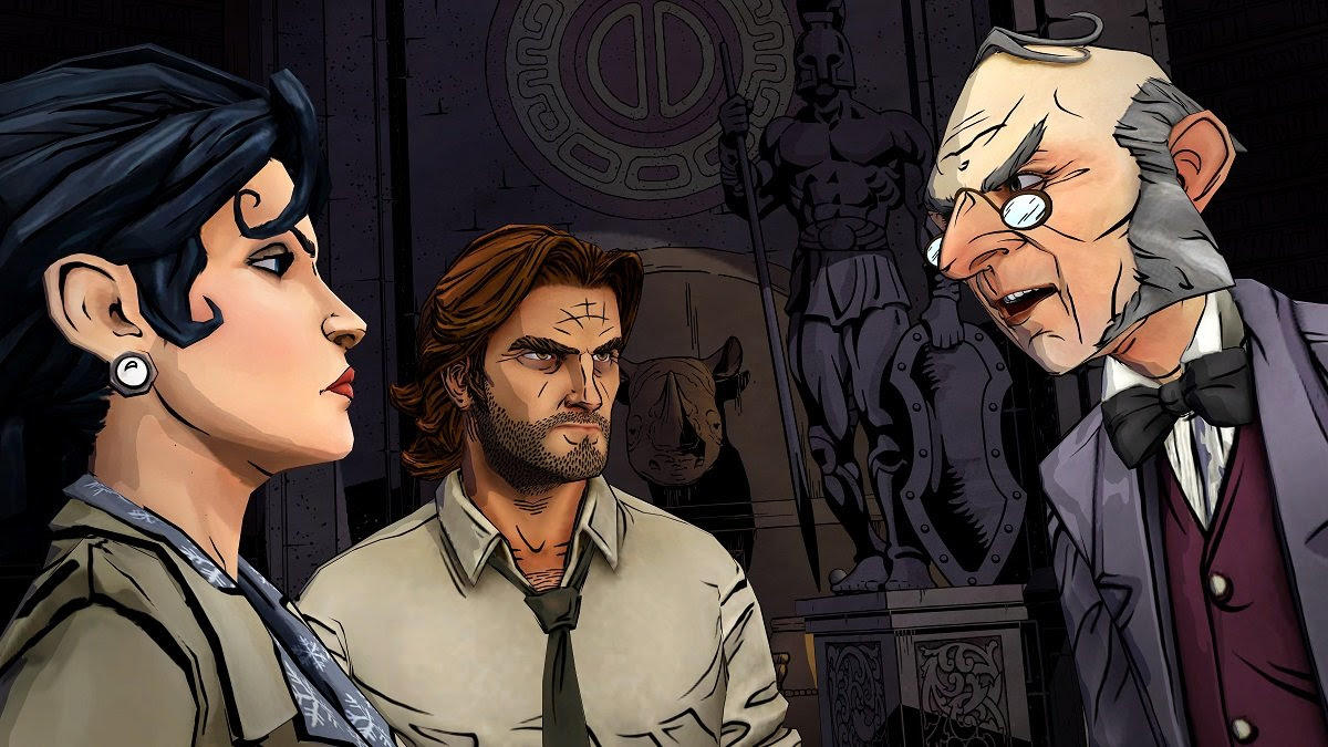 Telltale announces three new games including Wolf Among Us 2 screenshot