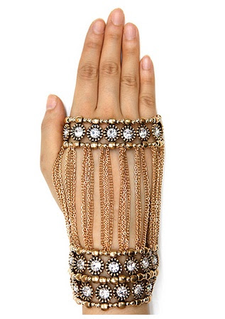 Jewelry Gloves...yay or nay? Too much or a future trend?