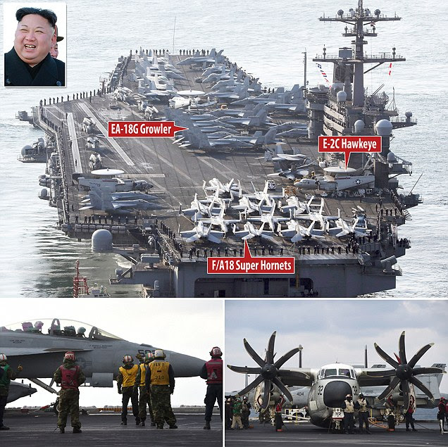 US military prepares to 'incapacitate' Kim Jong-un