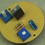 PVC Remote Voltage Regulator section