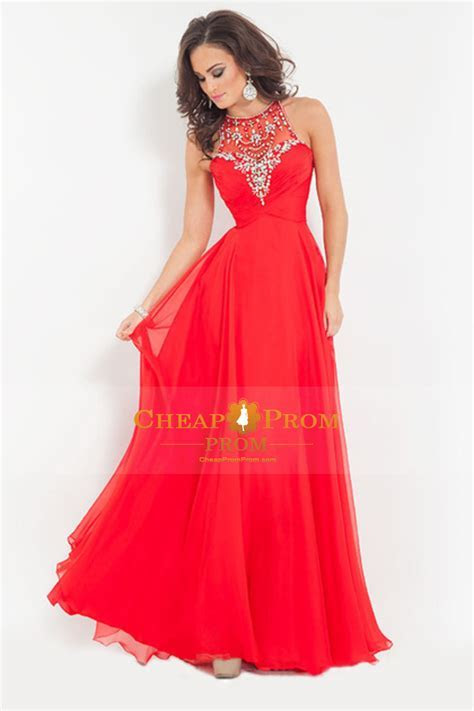 Ravishing Red Dresses