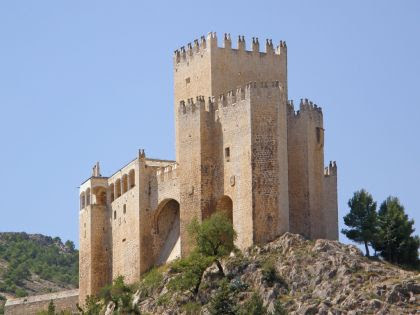 Castillo de Velez Blanco