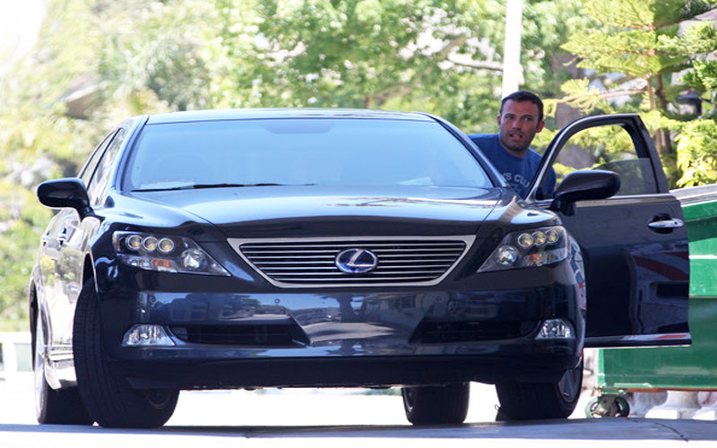 9 Celebrities Who Drive A Lexus Clublexus