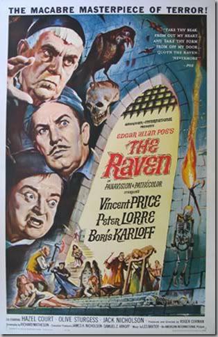 Smaller Raven poster