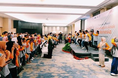 Pusparagam Anak Indonesia di Surabaya