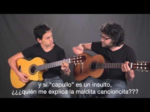 Antojolía III: Qué difícil es hablar el español