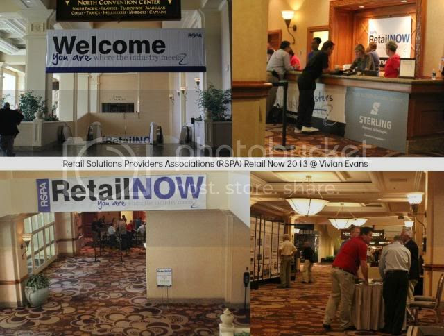 RSPA Retail Now 2013 Mandalay Bay Las Vegas NV