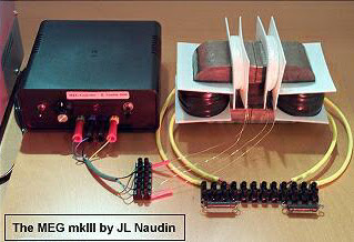The Motionless Electromagnetic Generator