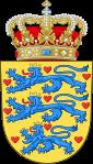 Armoiries du Danemark