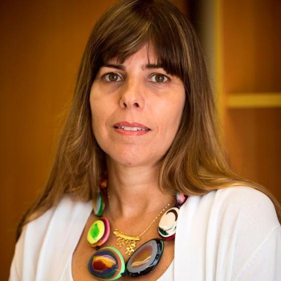 A juíza Daniela Barbosa Assumpção de Souza, da Vara de Execuções Penais do Rio de Janeiro (Foto: Amaerj)