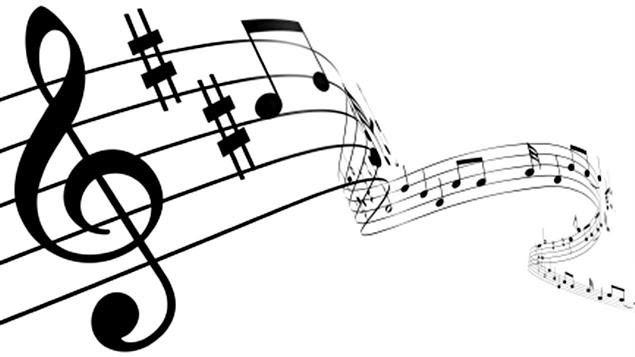 Fournitures Tissus Note De Musique Sur A Little Mercerie