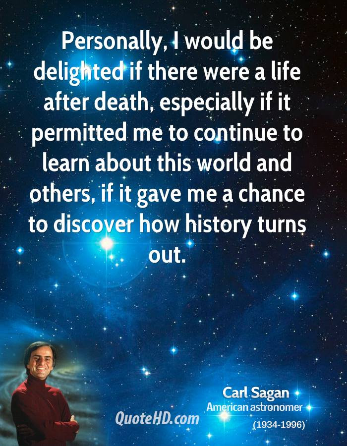 Carl Sagan Life Quotes Quotehd