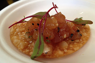SF Chefs 2013 - Tuna Tartar by Scoma's