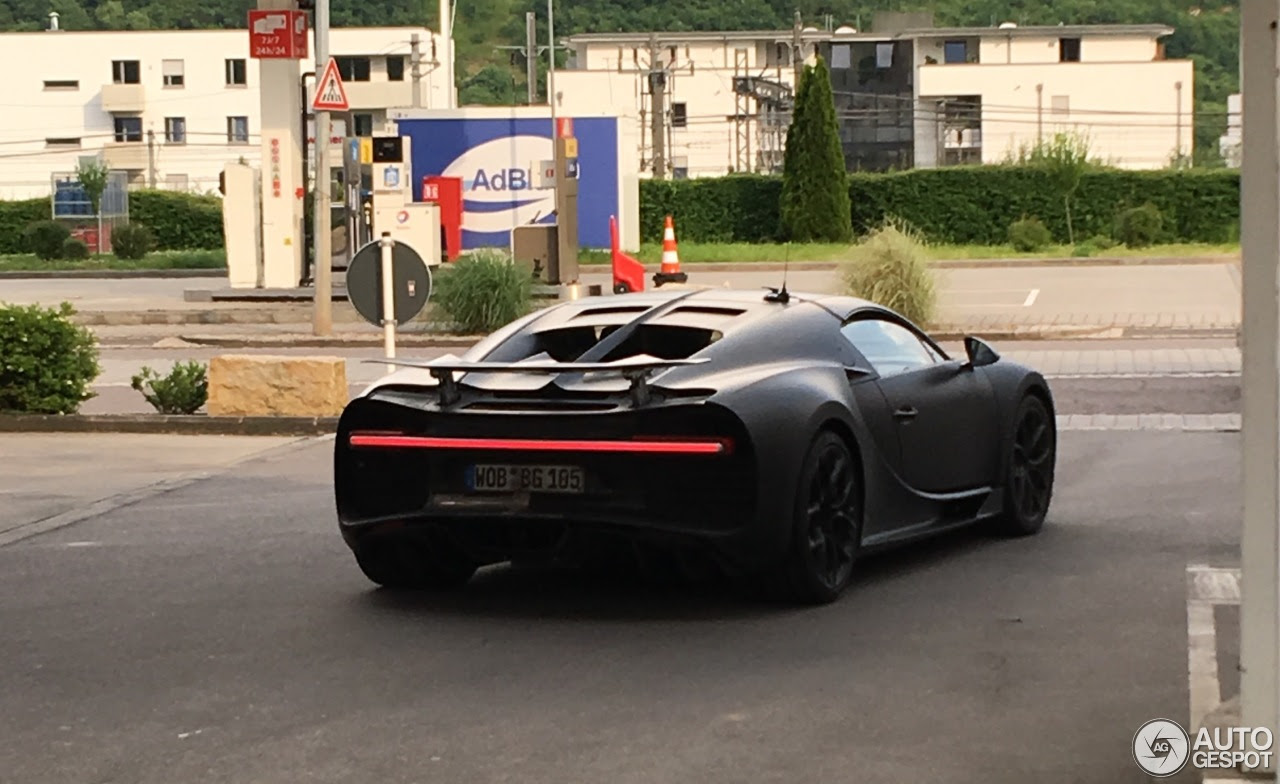 Bugatti Chiron - 6 June 2016 - Autogespot