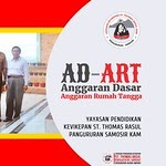 AD-ART SMAK St. Thomas Rasul Samosir